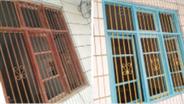 三亚直销栏杆门窗无味环保金属水性防锈漆
