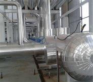 电厂高温设备铁皮保温工程防火岩棉管道保温