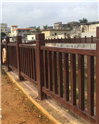 江西混凝土仿木护栏杆 吉安仿木栏杆